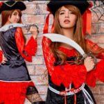 ≪ハロウィン・海賊≫インスタ映え仮装コスプレ衣装・パーティグッズ